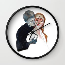 are you going to miss me? Wall Clock
