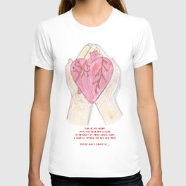 Hold My Heart T-shirt