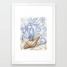 Water Spirit Framed Art Print