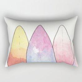 Gnarly Boards Rectangular Pillow