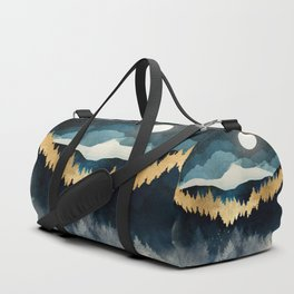 Indigo Night Duffle Bag