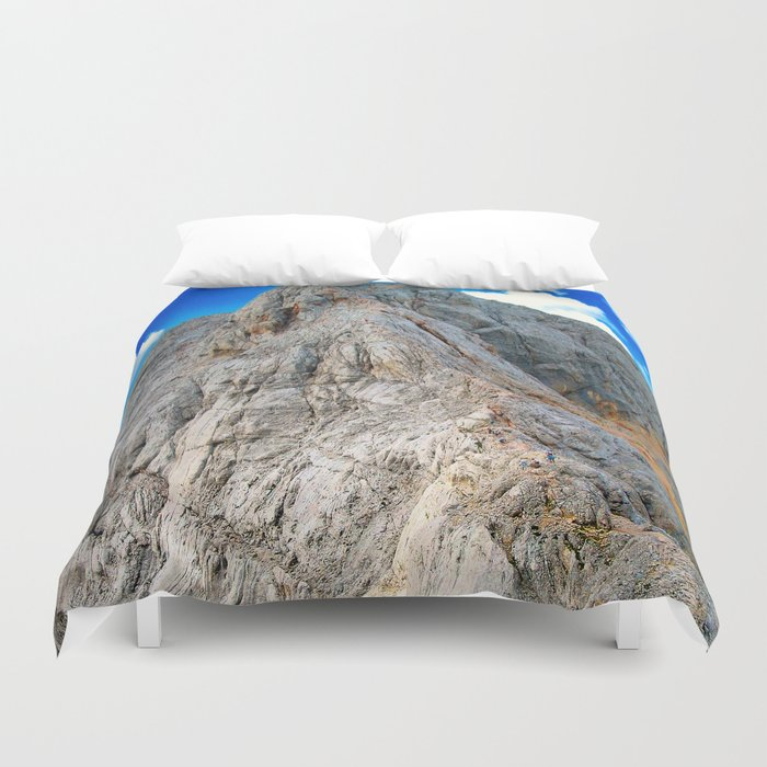 The way to go Duvet Cover