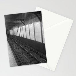 NY Subway Stationery Cards