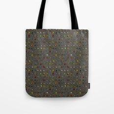 Imaginary Agates (Warm Dark Sand Tones) Tote Bag