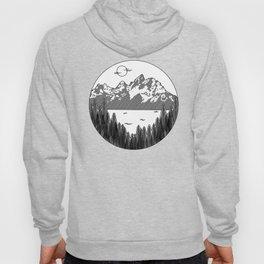 Minimalist Wilderness Hoody
