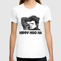elvis presley T-shirts featuring Elvis Presley by Hippy Hoo Ha