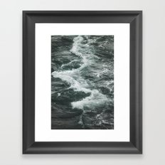 Of The Sea Framed Art Print