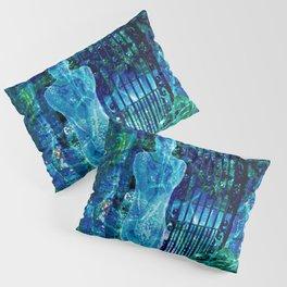 Blue Spirit Pillow Sham