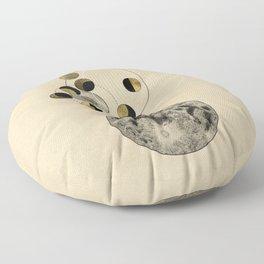 Moon Floor Pillow