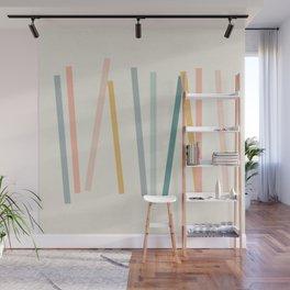 Sticks Wall Mural
