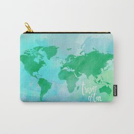 travel often.  Carry-All Pouch