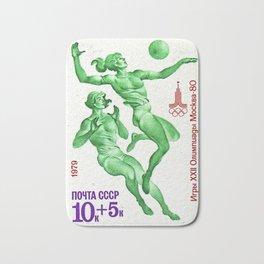1979 XXII Summer Olympics Bath Mat