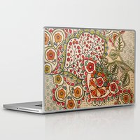 paisley Laptop & iPad Skins featuring paisley by Love on a Bike