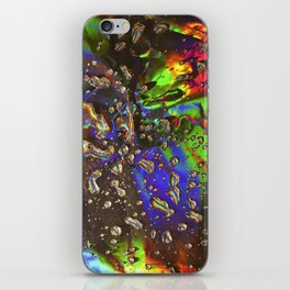 Holo RAIN iPhone Skin