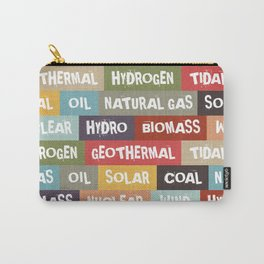 All Of The Above Carry-All Pouch