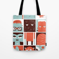 The Monster Club Tote Bag