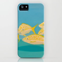 Souffleur Fly! iPhone Case