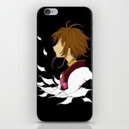 Lost Wings iPhone Skin