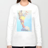 monty python Long Sleeve T-shirts featuring Monty Python & The Holy Grail. The Script Print! by Robotic Ewe