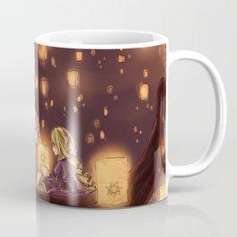 Tangled Nalu  Coffee Mug