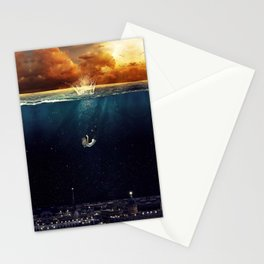 """""""Our Ends Are Beginnings"""" - Limited Print Stationery Cards"""