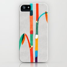 Couple of Bamboo iPhone (5, 5s) Slim Case
