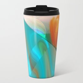Tulip Sunrise Travel Mug