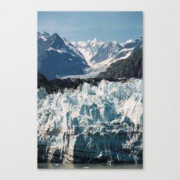 Glacier Bay - Alaska Canvas Print