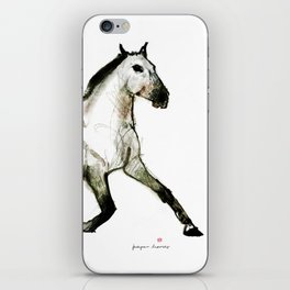 Horse (Trotter) iPhone Skin