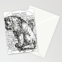 Hierarchia Inferni - Marbas Stationery Cards