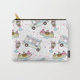 Ice Cream Delight Carry-All Pouch