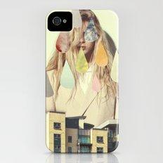 trois iPhone (4, 4s) Slim Case
