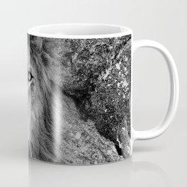 The Fearless Lion Coffee Mug