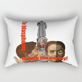 Enemy USSR Rectangular Pillow