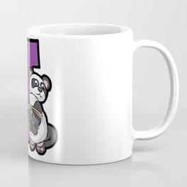 JAPANESE BONDAGE BDSM Panda Tied up bound cuffed Coffee Mug
