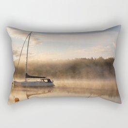 Sunrise Sail Rectangular Pillow