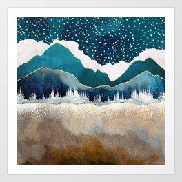 Late Winter Art Print