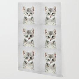 Kitten - Colorful Wallpaper