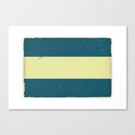Vintage Flag Canvas Print