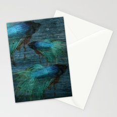 Blue Beta Test Stationery Cards
