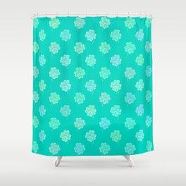 Little Clovers Shower Curtain