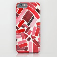 warm color pattern Slim Case iPhone 6s