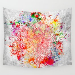 Vandal Wall Tapestry