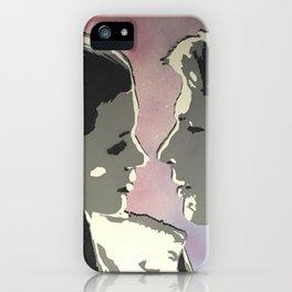 Galactic Love iPhone Case