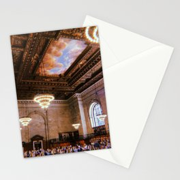 NYC Library // Retro 52 Stationery Cards