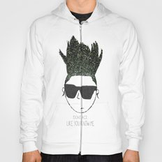 POPheads: DONT ACT, LIKE YOU KNOW ME Hoody
