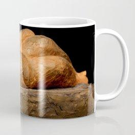 Earth Woman (Sculpture by Eva Hoedeman) Coffee Mug