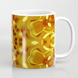 kaleidoscope Flower G68 Coffee Mug