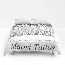 Maori Tattoo Comforters