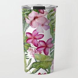 Tropical Garden 3 Travel Mug
